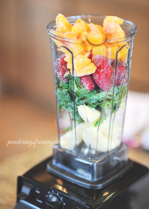 Quick Healthy Smoothies  Quick & Healthy Breakfast Smoothie