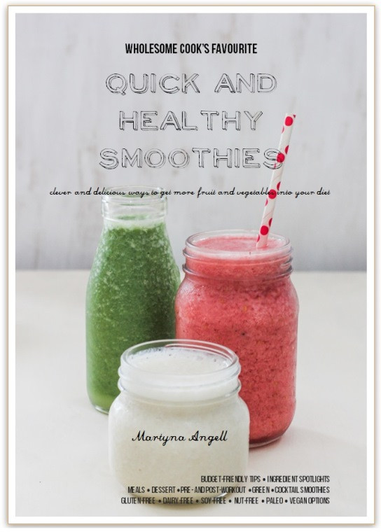 Quick Healthy Smoothies  Anti inflammatory Green Smoothie Recipe