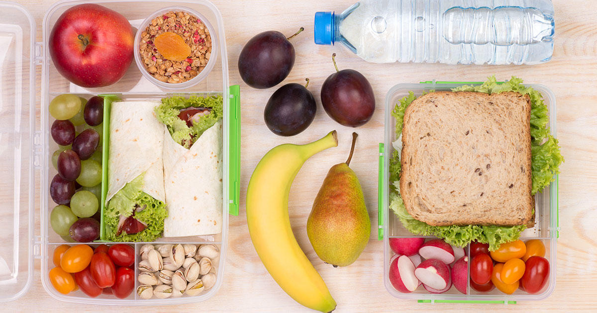 Quick Healthy Snacks For Work  Healthy Lunch Ideas to Pack for Work