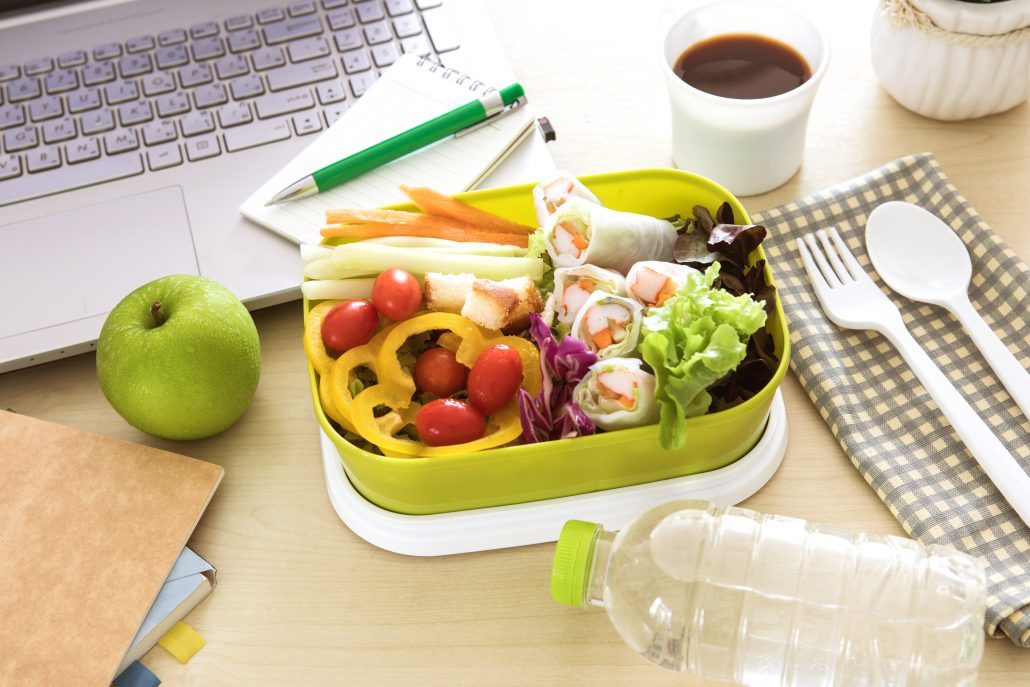 Quick Healthy Snacks For Work  Eating Healthy at Work FEBCP
