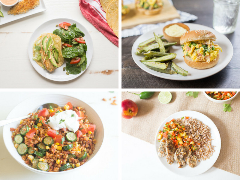 Quick Summer Dinners  Quick Summer Dinner Recipes