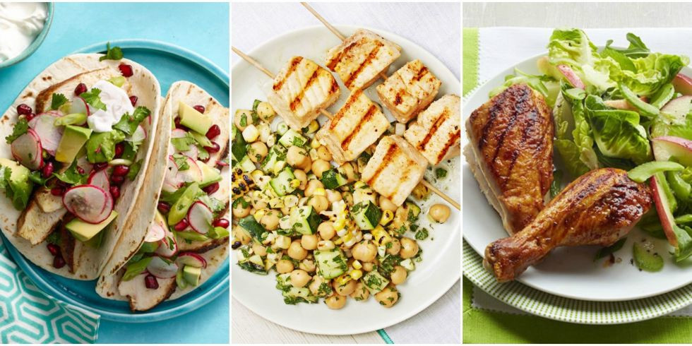 Quick Summer Dinners  Really Easy Food Recipes