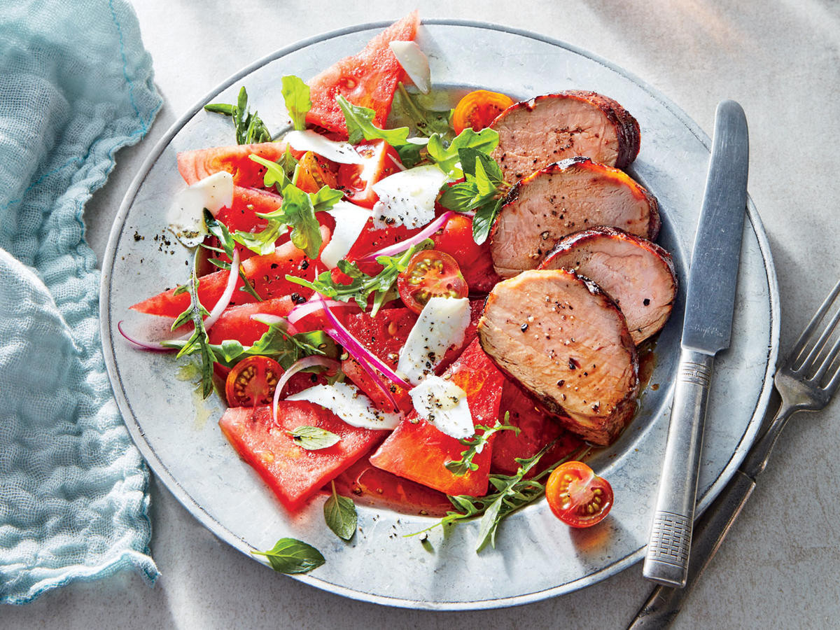 Quick Summer Dinners  Quick & Easy Summer Dinners Cooking Light