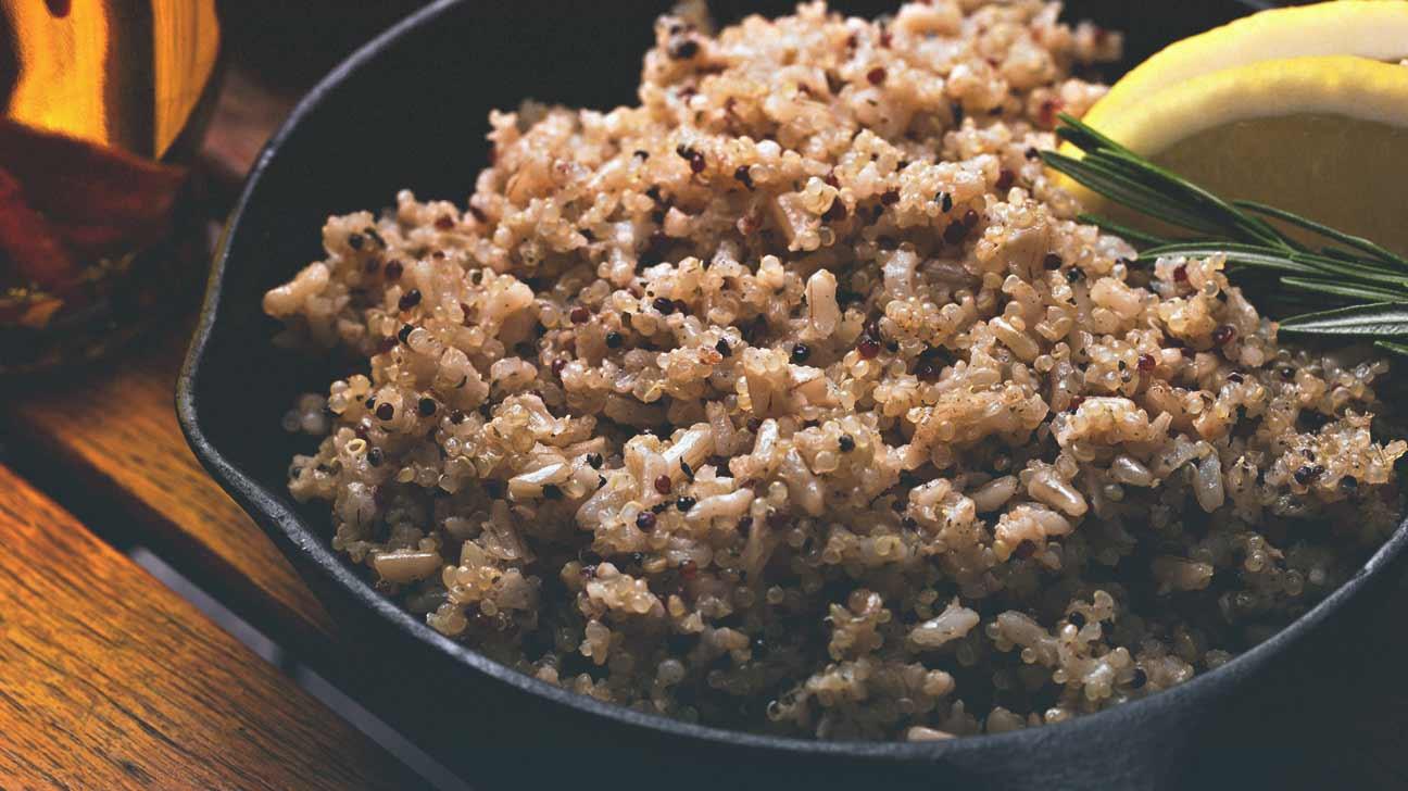 Quinoa Healthy Or Not  Quinoa vs Rice Health Benefits