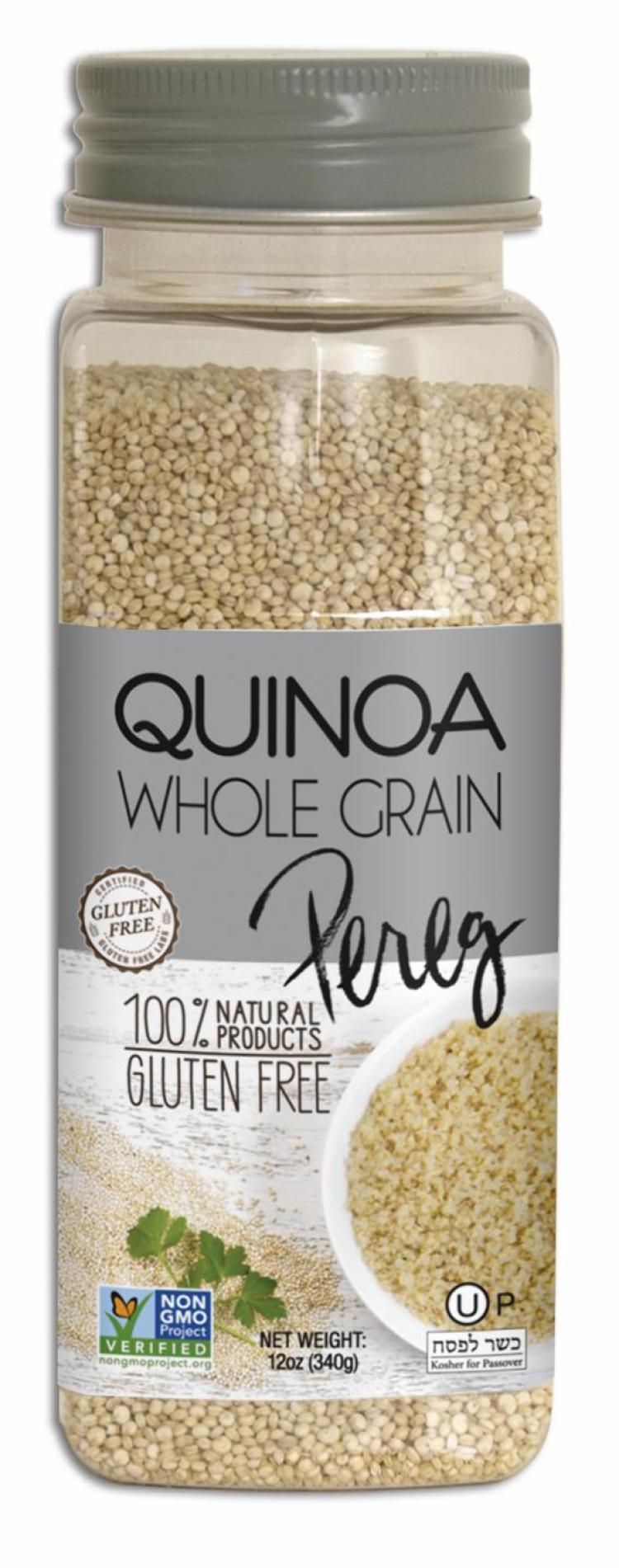 Quinoa Kosher For Passover  Don t pass these new kosher goo s over NY Daily News