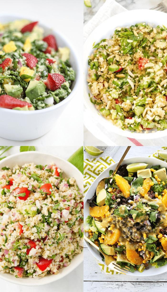 Quinoa Salad Healthy  Healthy Quinoa Salad Recipes
