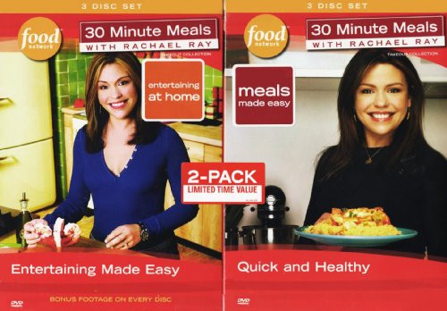 Rachael Ray Healthy 30 Minute Meals  Cheapest Buy Bargain 30 Minute Meals with Rachael Ray