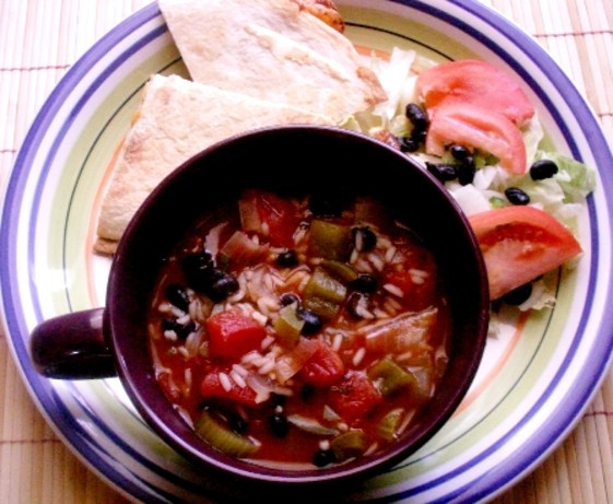 Rachael Ray Healthy 30 Minute Meals  Salsa Stoup Rachael Ray 30 Minute Meals Recipe Healthy