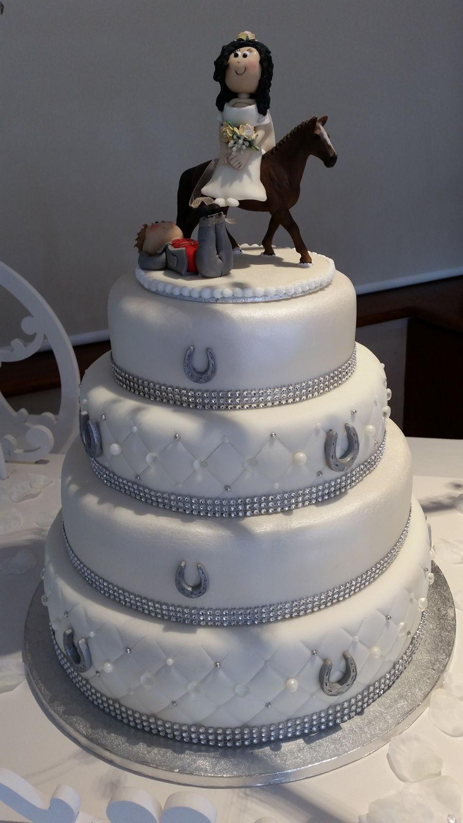 Rainbow Wedding Cakes  Rainbow Wedding Cake CakeCentral