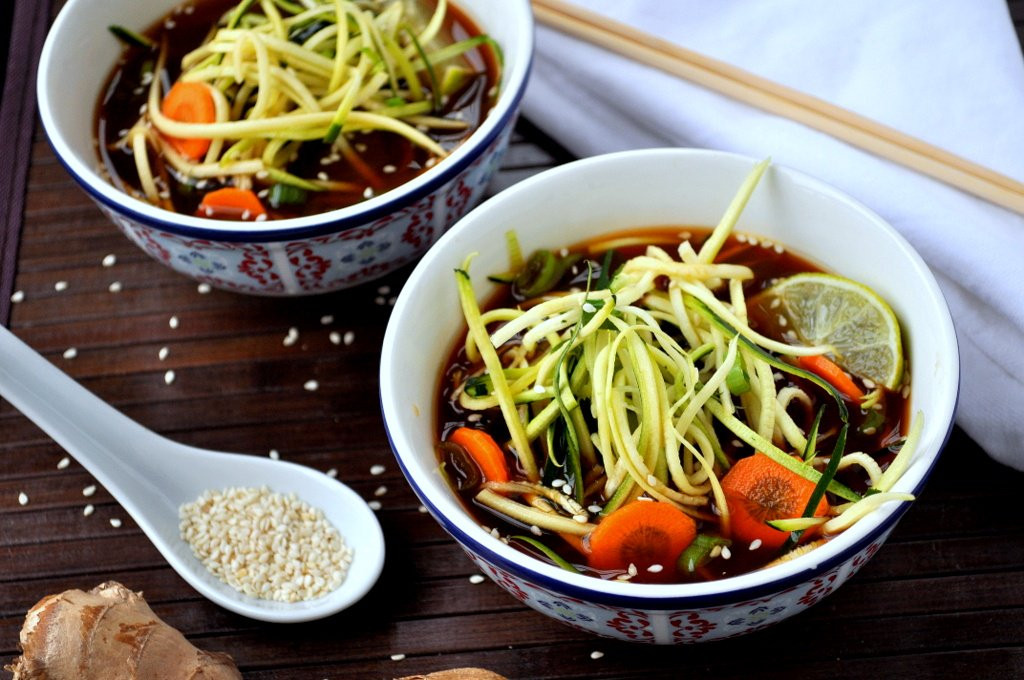 Raman Noodles Healthy  How to make your own healthy instant noodle cups