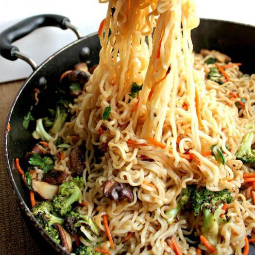 Raman Noodles Healthy  Healthy Ramen Recipes That Will Make You Rethink the