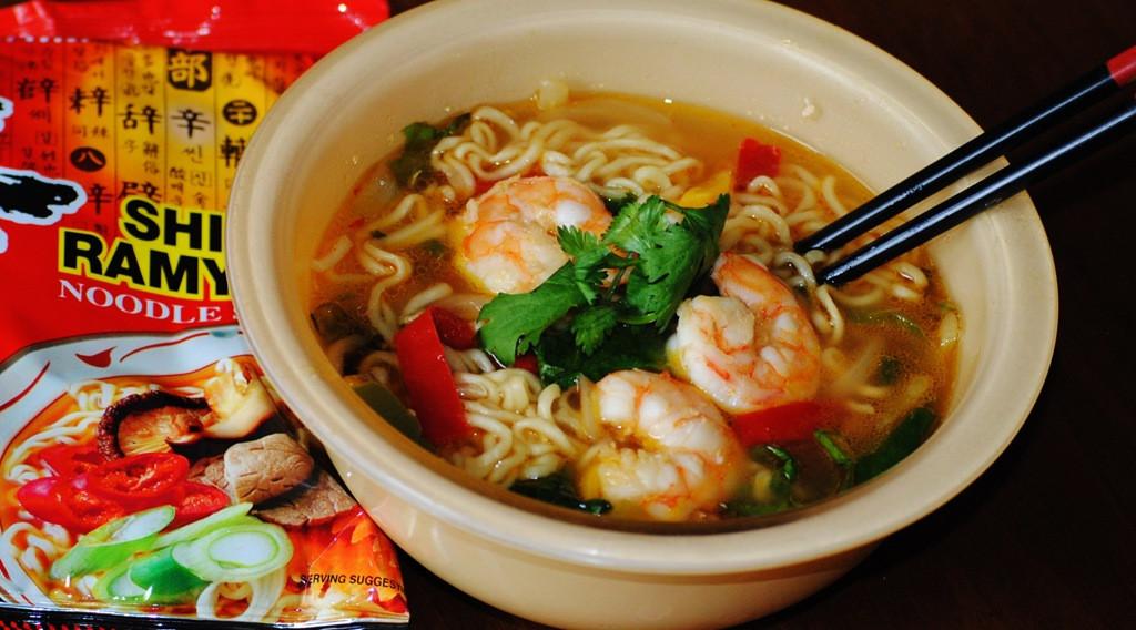 Ramen Noodles Healthy  Ramen Noodles Made Gourmet