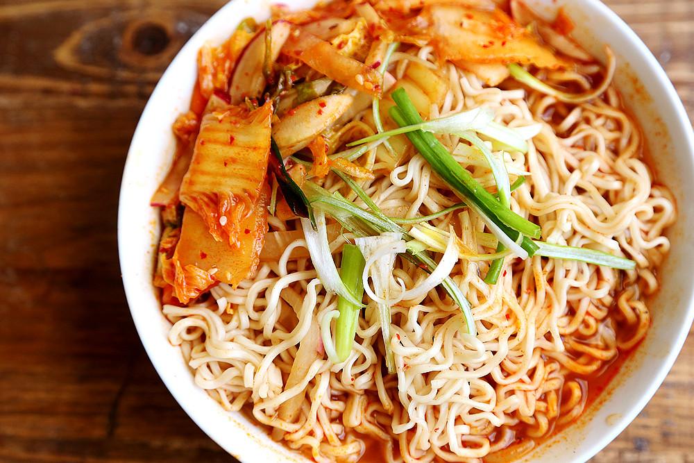 Ramen Noodles Healthy  25 Ramen Noodle Recipes