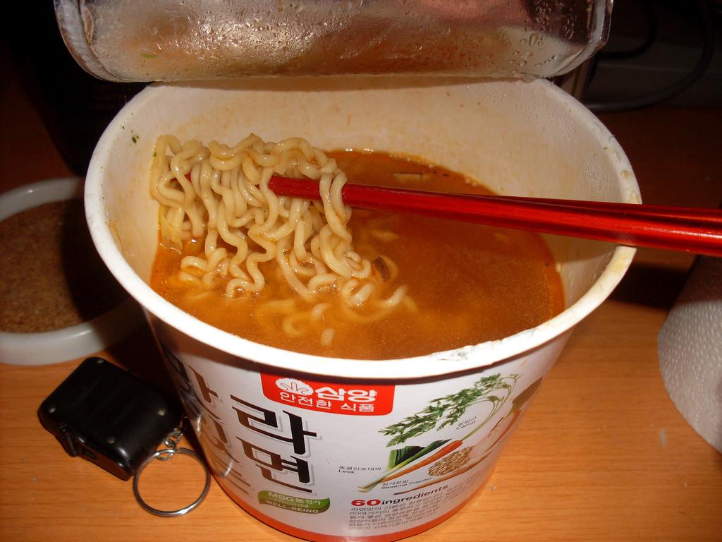 Ramen Noodles Unhealthy  ramen noodles bad for you snopes