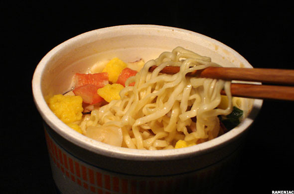 Ramen Noodles Unhealthy  Ramen Noodles May Lead to Chronic Illness TheStreet