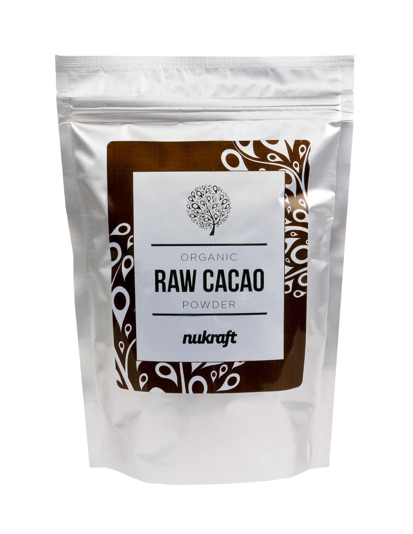 Raw Organic Cocoa Powder  1kg CACAO COCOA powder organic raw Peruvian variety