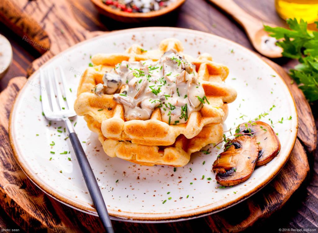 Really Healthy Breakfast  Very Healthy Breakfast Waffles Recipe