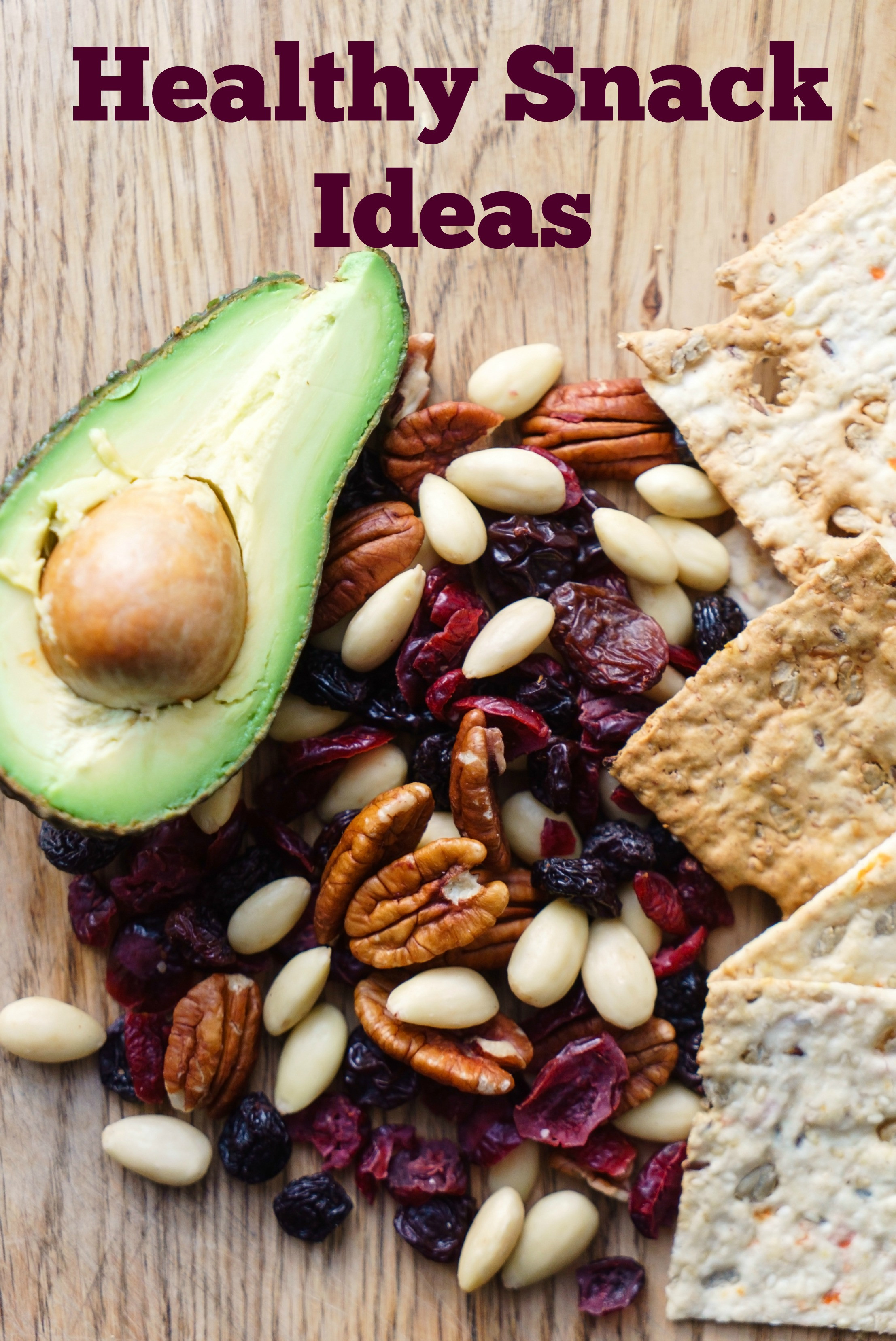 Really Healthy Snacks  Healthy Snack Ideas when you re trying to fit but you