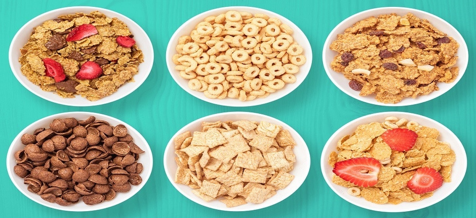 Really Healthy Snacks  Cereal Breakfast Are they really healthy food items