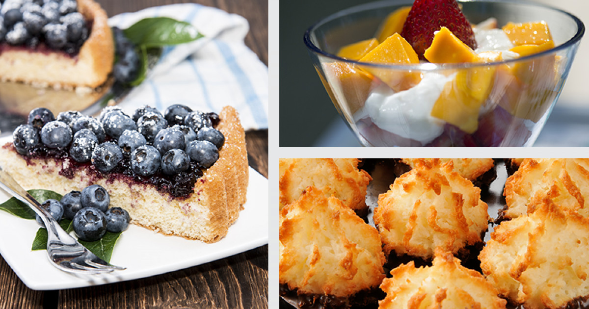 Recipe For Healthy Desserts  152 Cheap and Healthy Dessert Recipes
