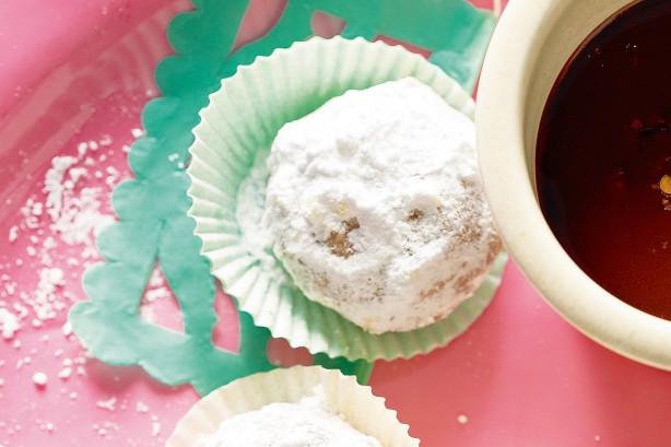 Recipe For Mexican Wedding Cakes  Mexican Wedding Cakes Recipe Taste