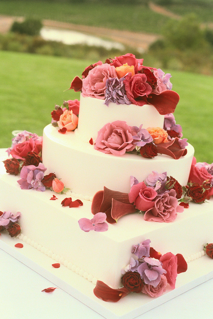 Recipe For Wedding Cakes  Wedding Cake Recipes