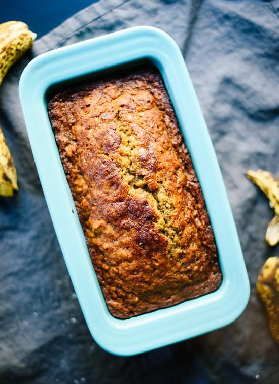 Recipes For Healthy Banana Bread  Healthy Banana Bread Recipe Cookie and Kate