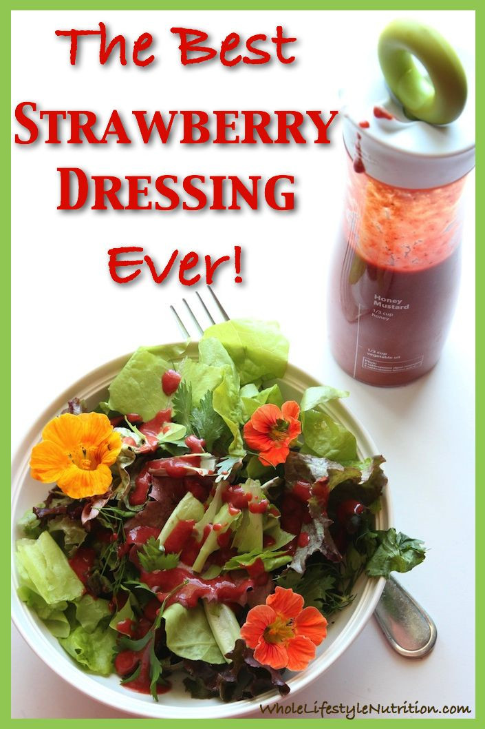 Recipes For Healthy Salad Dressings  17 Best images about Salad dressings on Pinterest