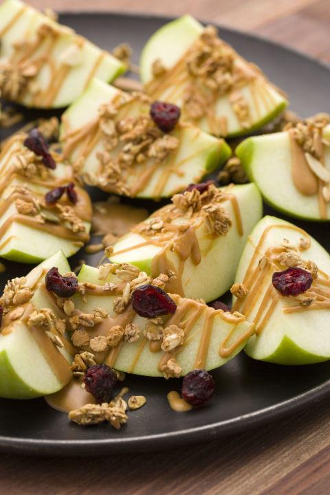 Recipes For Healthy Snacks  20 Easy Fall Treats Healthy Recipes for Autumn Treat