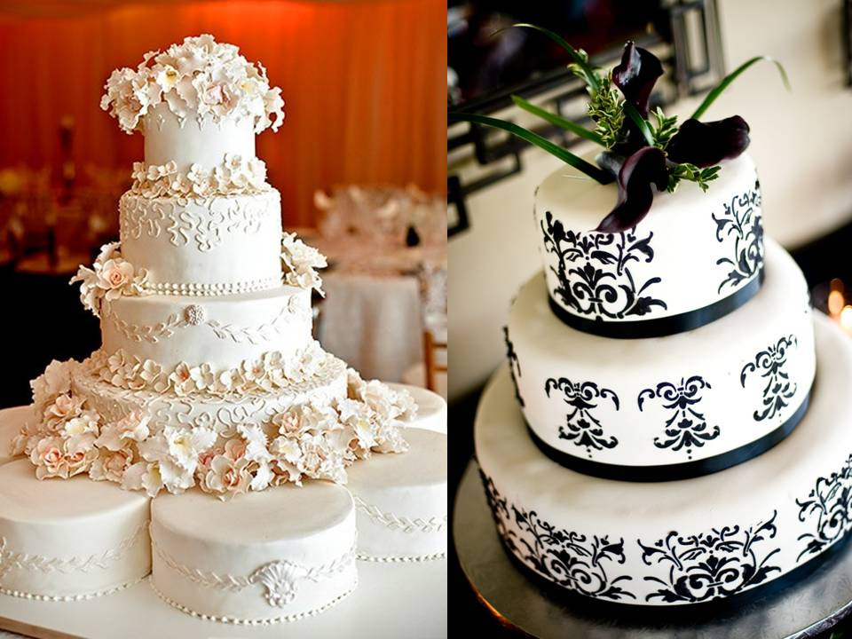 Recipes For Wedding Cakes  Cake boss wedding cake recipe idea in 2017