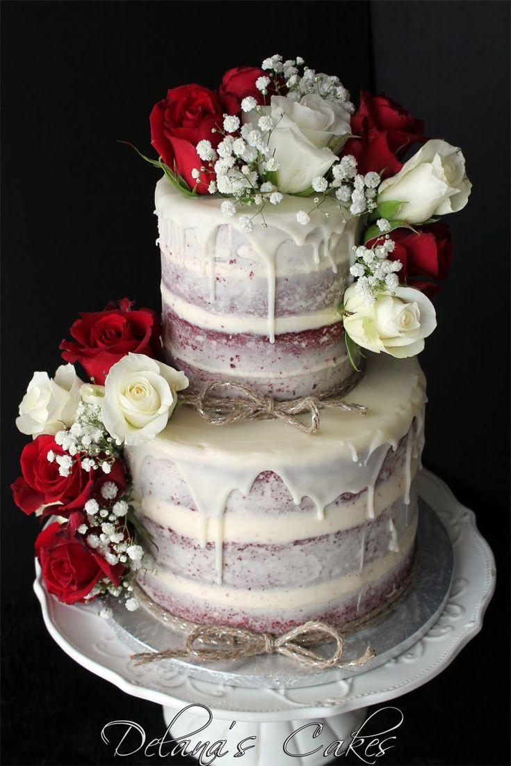 Red Velvet Wedding Cake  Best 25 Red velvet wedding cake ideas on Pinterest
