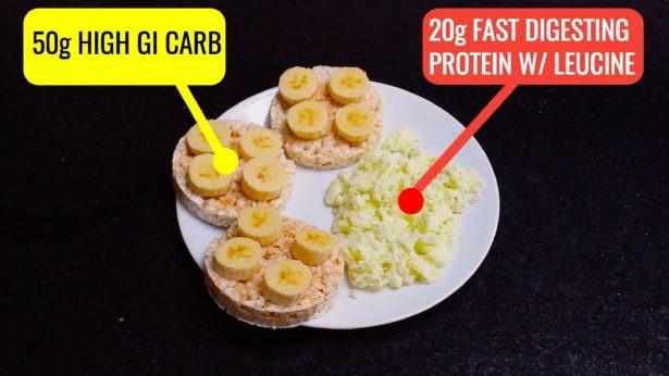 Reddit Healthy Snacks  BodyBuilding Meal Prep No Better Version Morning Pre