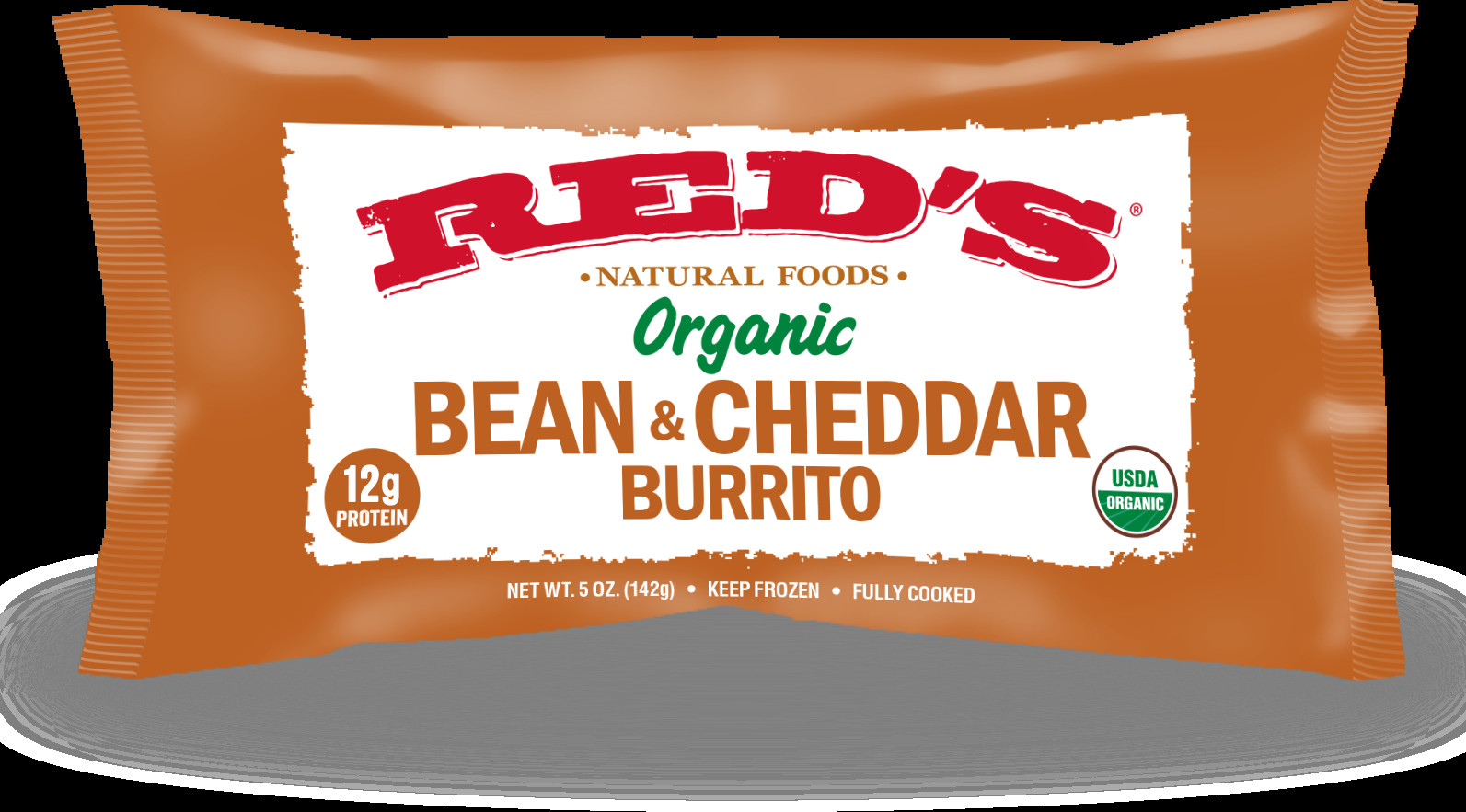 Reds organic Burritos the Best Living A Fit and Full Life Red's All Natural organic