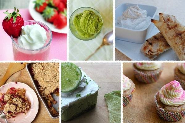 Refreshing Summer Desserts  Error