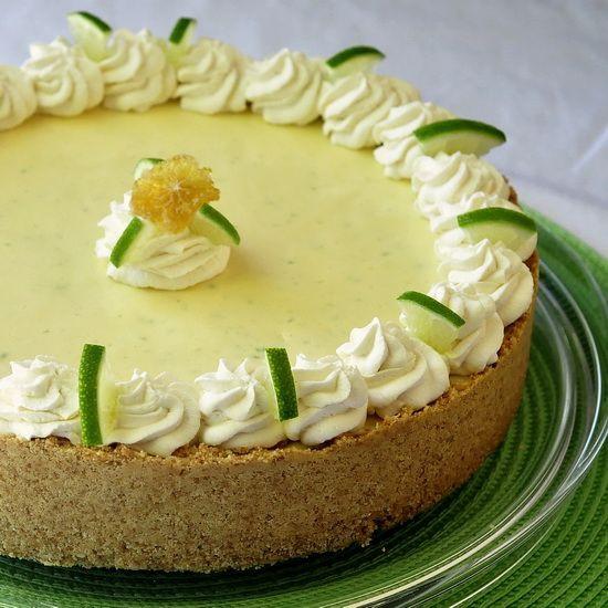 Refreshing Summer Desserts  Frozen Key Lime Pie a perfect cool summer dessert