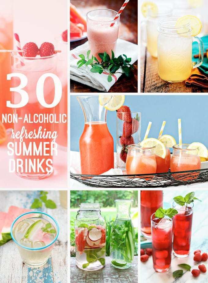 Refreshing Summer Vodka Drinks  30 Refreshing Non Alcoholic Summer Drinks Some the Wiser