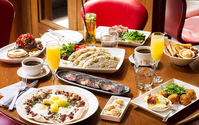 Restaurants Serving Easter Dinner  The Three Best Easter Brunch Menus in NoMad NYC