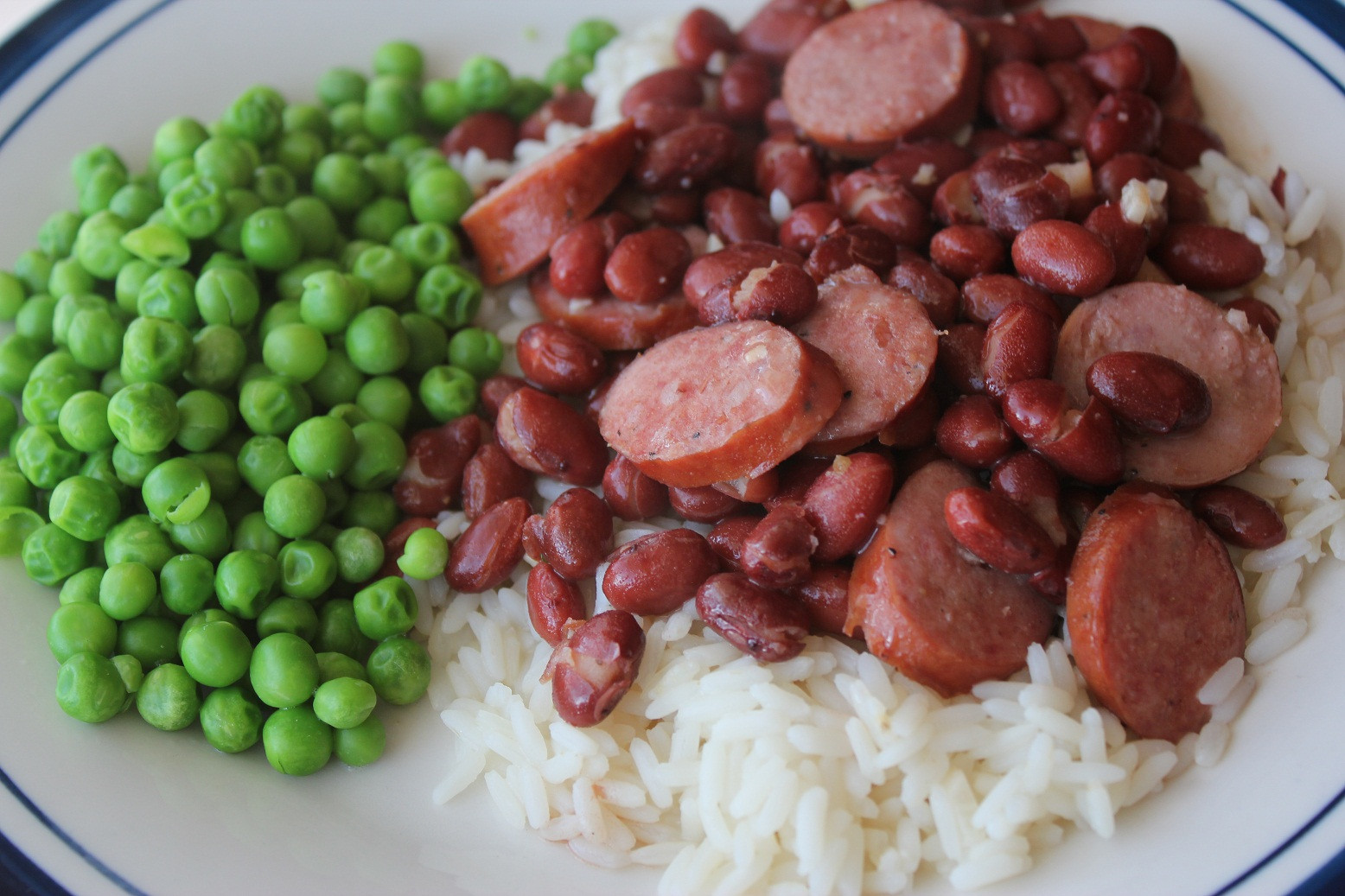 Rice And Beans Healthy  Healthy Recipe Red Beans and Rice with Sausage