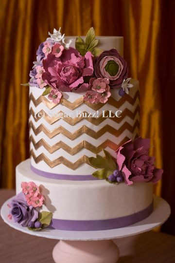 Richmond Wedding Cakes  Sugar Buzz Wedding Cake Richmond VA WeddingWire