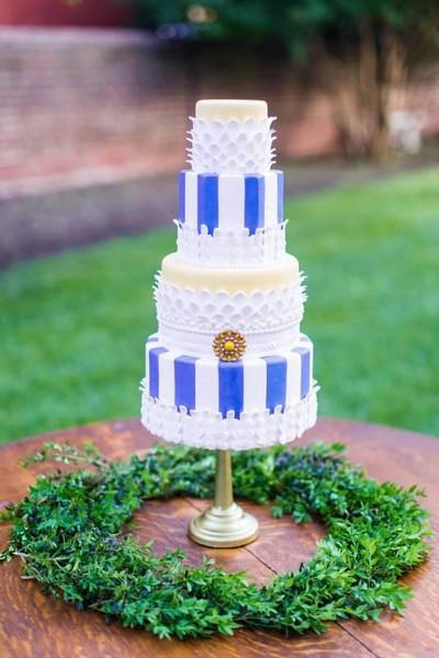 Richmond Wedding Cakes  Sweet Fix Richmond VA Wedding Cake