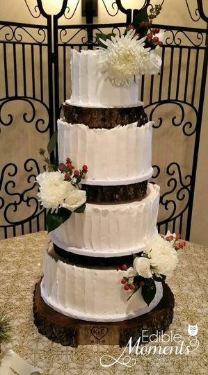 Richmond Wedding Cakes  Edible Moments Wedding Cake Richmond TX WeddingWire
