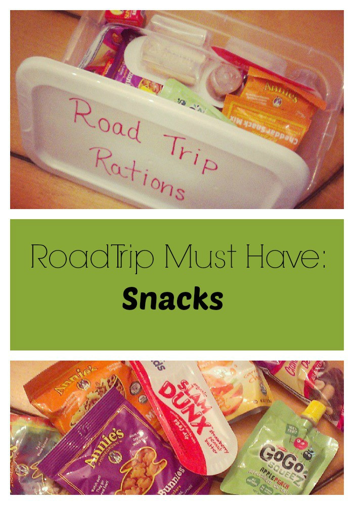 Road Trip Snacks Healthy  Healthy Snacks for Road Trips with Kids