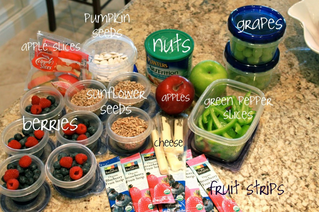 Road Trip Snacks Healthy  Pack Your Own Satisfying and Healthy Road Trip Food