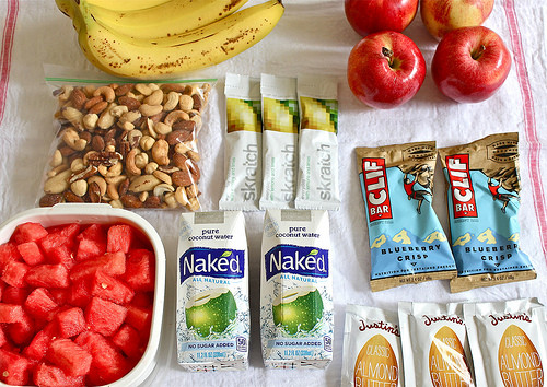 Road Trip Snacks Healthy  Healthy Snacks for Road Trips