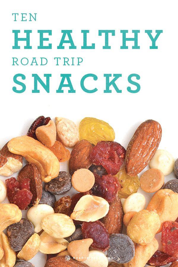 Road Trip Snacks Healthy  10 Healthy Road trip Snacks