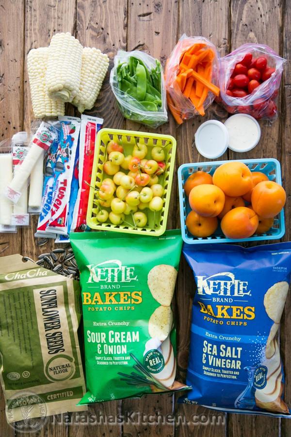 Road Trip Snacks Healthy  15 Healthy Road Trip Snack Ideas Road Trip Packing List