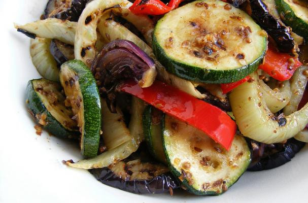 Roasted Summer Vegetables Recipe  Foodista
