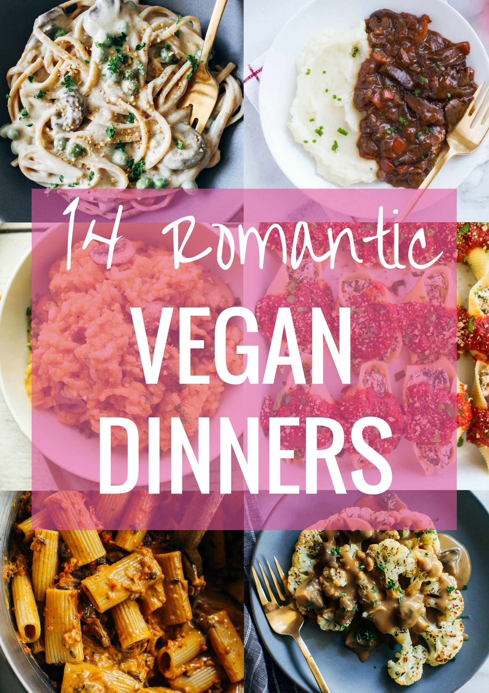 Romantic Healthy Dinners  14 Romantic Vegan Dinner Ideas Making Thyme for Health