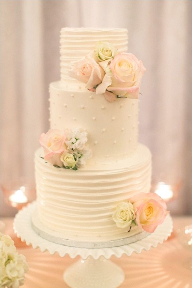 Romantic Wedding Cakes  Best 25 Romantic wedding cakes ideas on Pinterest