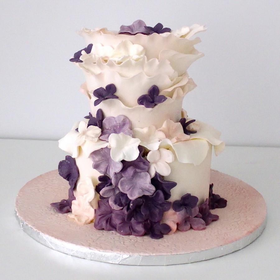 Romantic Wedding Cakes  Romantic Wedding Cake CakeCentral